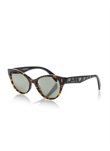Just Cavalli  Jc 0747 053 Kadın Güneş Gözlüğü Kahve